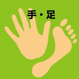 医療法人晃和会|北田医院|手・足
